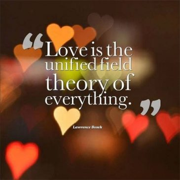 A Unified Language of Love