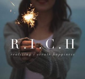 Rich and Real - The New R & R of Our Times