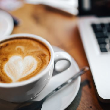 Writers and Coffee – A Match Made In Heaven
