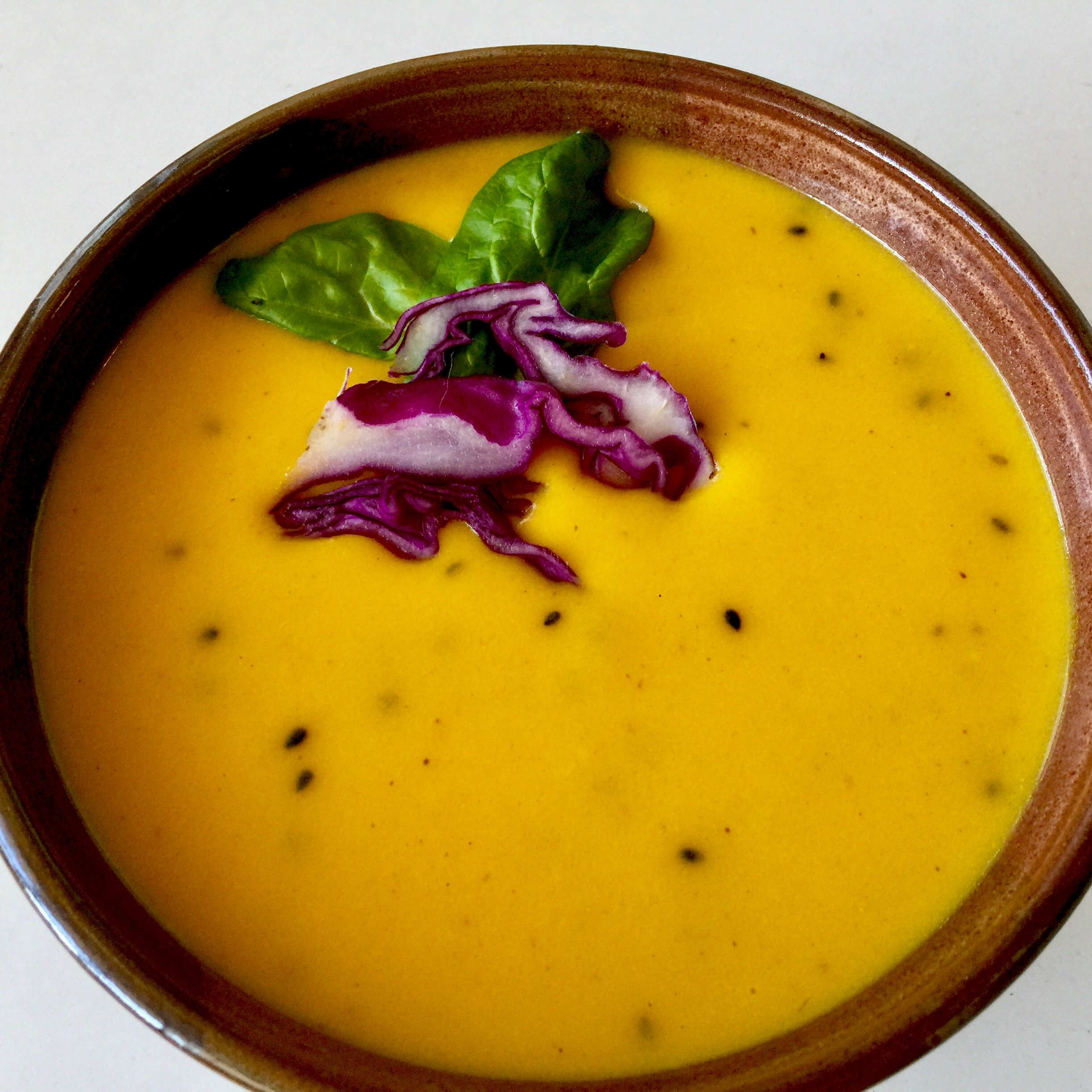 Squash Ginger Soup